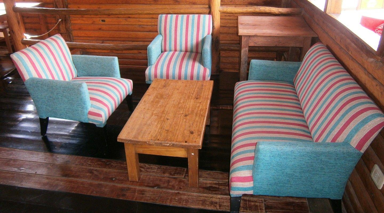 sillones calafate hostel