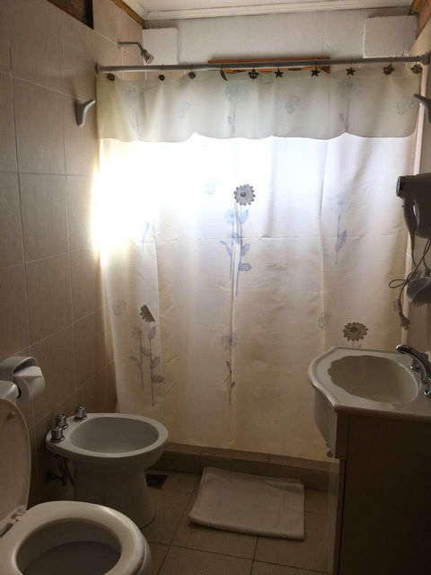 hab hosteria baño