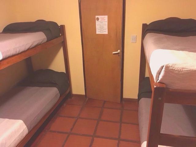 camas albergue