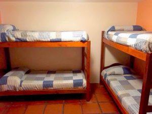 dormitorio hostel