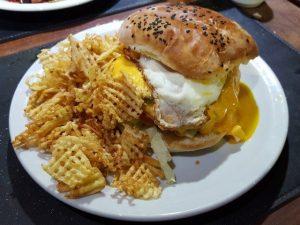 hamburgesa casera